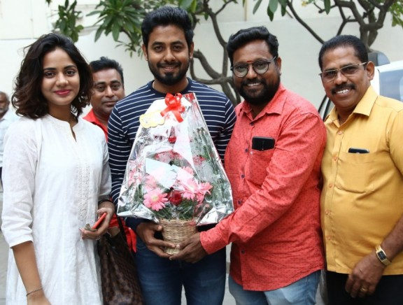 Actor Aari Birthday Celebration 2019
