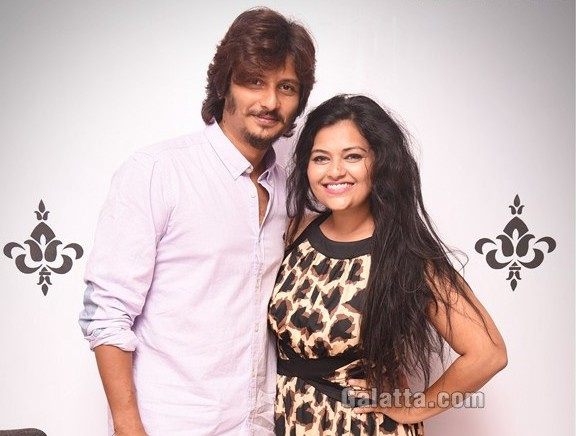 Actor Jiiva Inaugurated Buddha Tattoo Shop and the White Lily Beauty