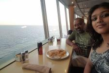 Actress Devadarshini Family Vacation Photos - Tamil Photo Feature