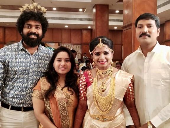 Actress Jangiri Madhumitha Wedding