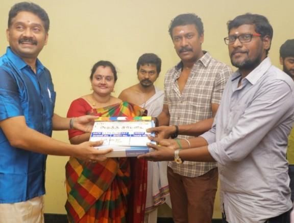 Adutha Saattai Movie Launch
