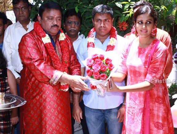 Aila Movie Pooja