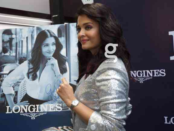 Aishwarya Rai Bachchan inaugurated Longines new boutique at VR Mall
