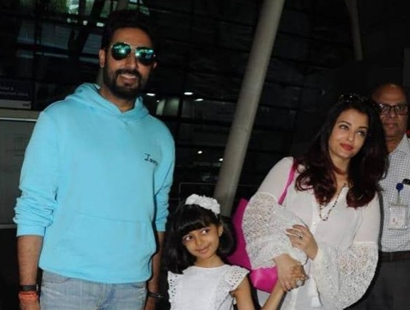 Aishwarya Rai Heads to Goa on Her Birthday