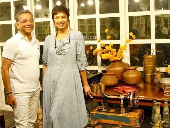 Amethyst in association with Prakriti Foundation launched the book 'Pukka Indian' at The Folly, Amethyst