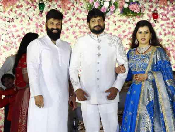 Archana Shastry Wedding Photos - Telugu Tamil Event Photos