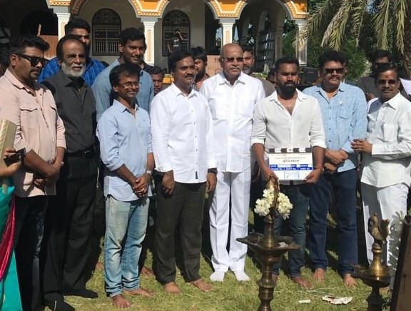 Ayogya Movie Launch