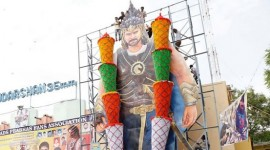 Baahubali Theatre Coverage