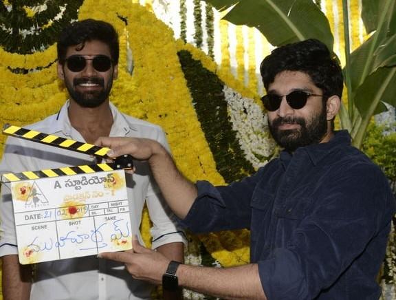 Bellamkonda Sreenivas - Ratsasan Remake Movie Launch