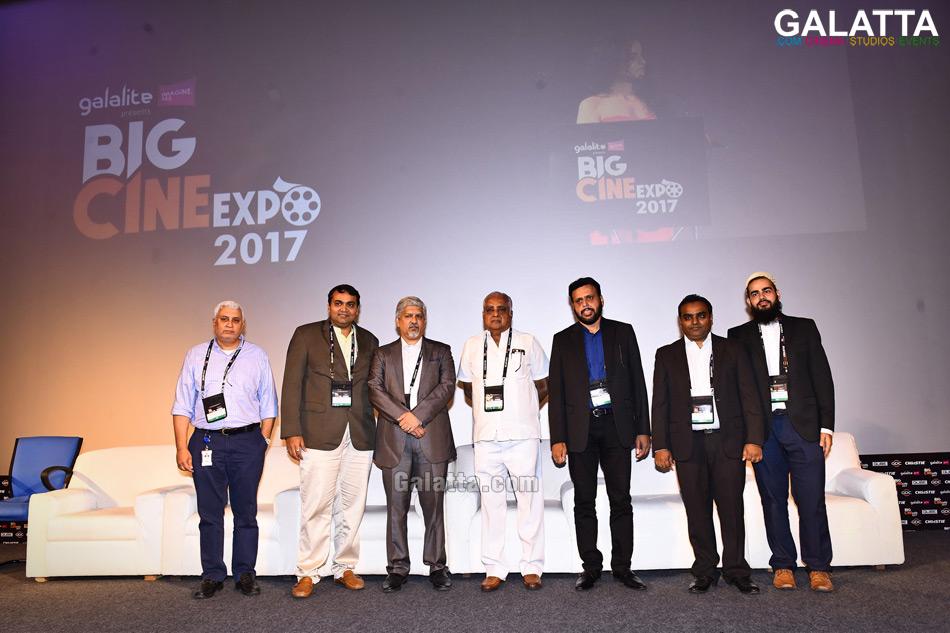 Big Cine Expo 2017 Inauguration