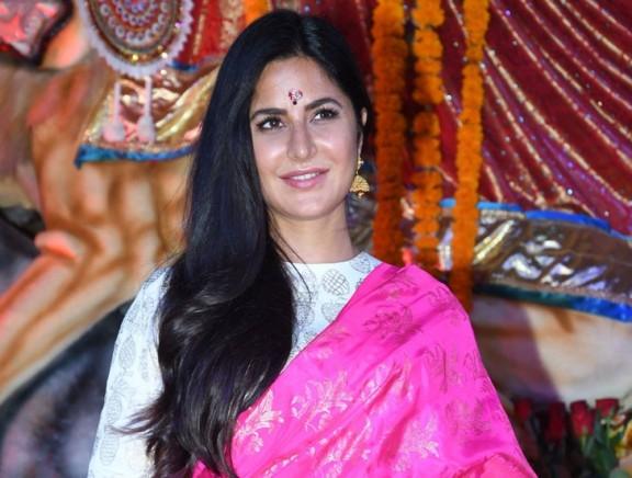 Bollywood Celebs at Durga Puja Celebrations - Kannada Tamil Event Photos