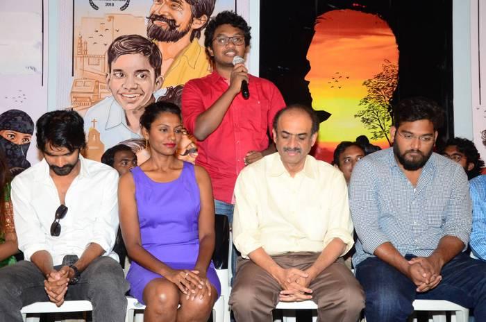 C/0 Kancharapalem Success Meet