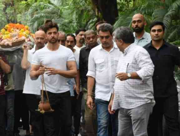 Celebs Pay Homage to J Om Prakash - Hindi Tamil Event Photos