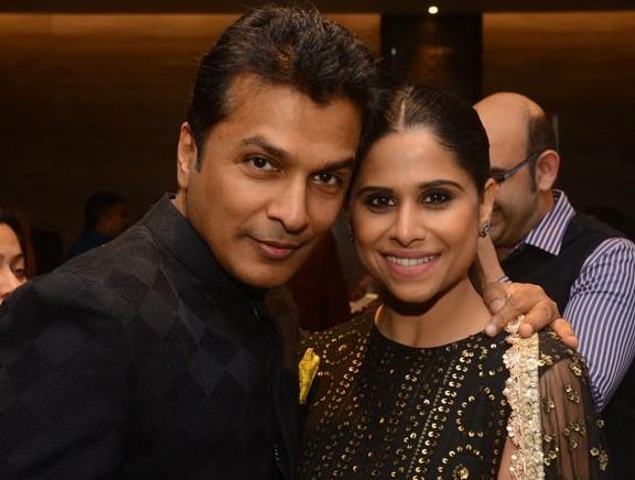 Celebs at Vikram Phadnis Fashion Show