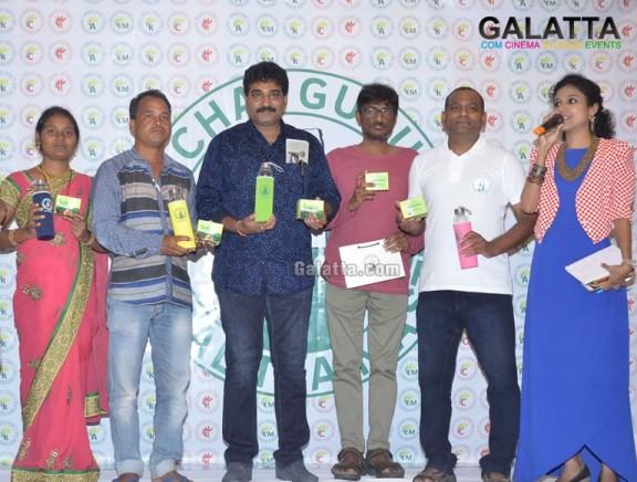 Chai Guru Herbal Tea Master Product Launch