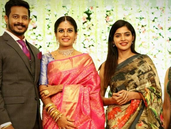 Chandini Tamilarasan Wedding