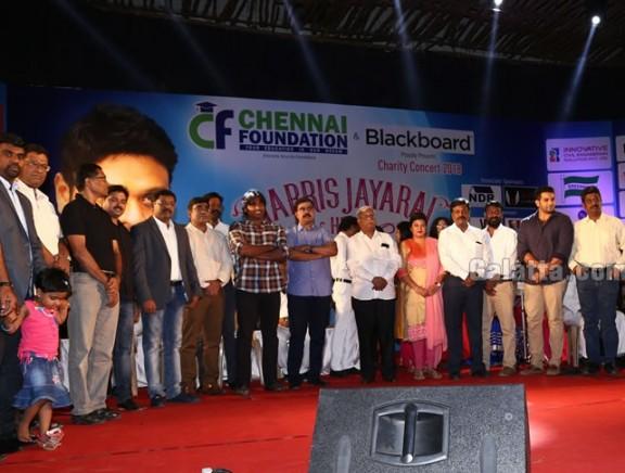 Chennai Foundation Charity Concert 2018