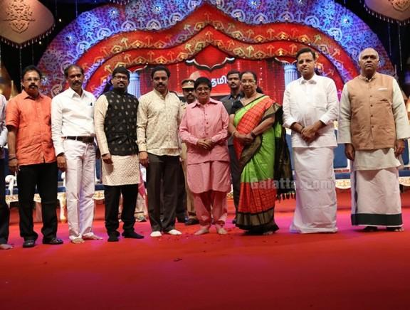 Closing Ceremony of Chennaiyil Thiruvaiyaru Season 13