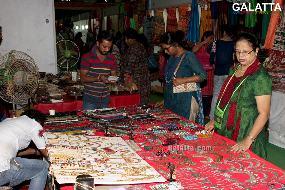 Dastkaar Nature Expo 2018 at Valluvar Kottam