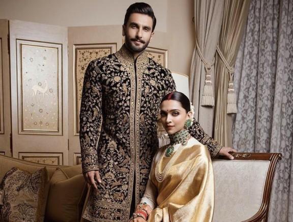 Deepika Padukone and Ranveer Singh Wedding Reception at Bangalore