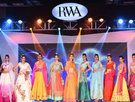 Deepika Pillai Couture presents The Luxury Affair - RWA 2017