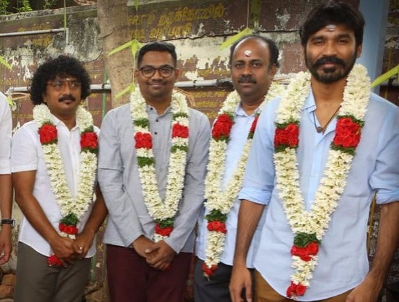 Dhanush New Movie Launch