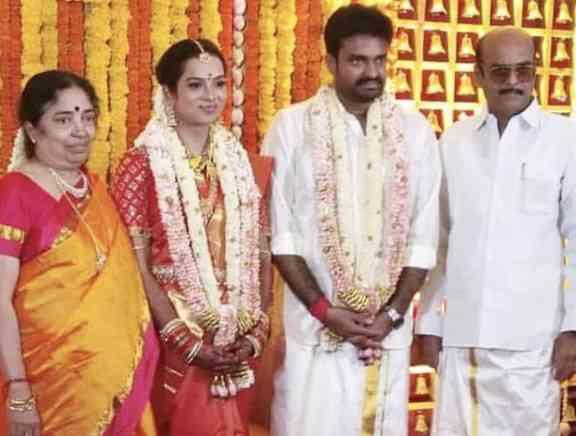 Director AL Vijay Wedding Photos