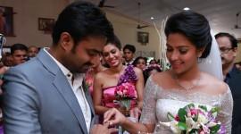 Director Vijay & Actress Amala Engagement