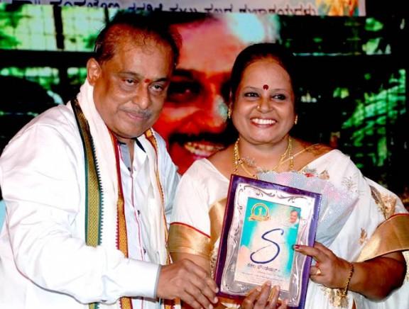 Dr. Hamsalekha Birthday Celebrations