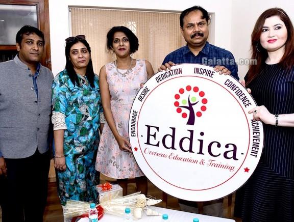 Eddica Overseas Education & Training Institute Launch