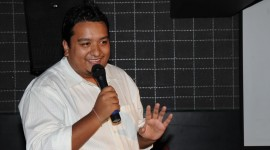Evam Comedy kNight at Star Rock in The Spring