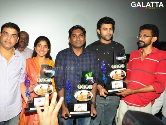 Fidaa Team at Sudharshan Theater
