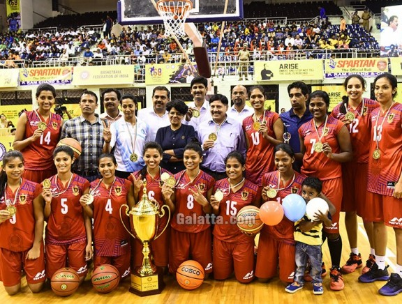 Final Day of 68th National Basketball Championship