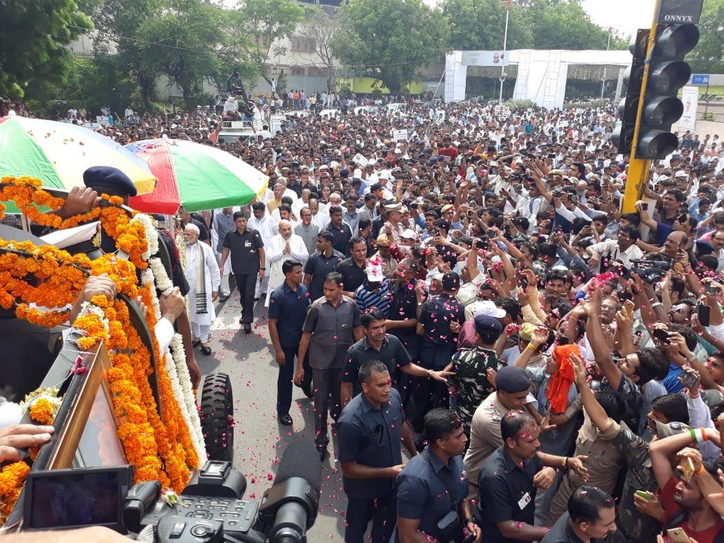 Former Prime Minister Atal Bihari Vajpayee - Final Funeral