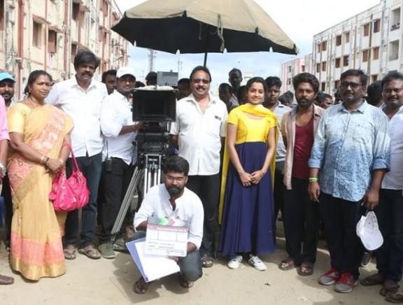 GV Prakash - Vasantha Balan - Abarnathi New Movie Launch