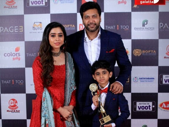 Galatta Debut Awards- The Winners Photos