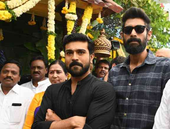 Galla Ashok Movie Launch - Telugu Tamil Event Photos