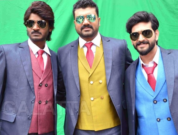 Golmal Brothers Movie Launch