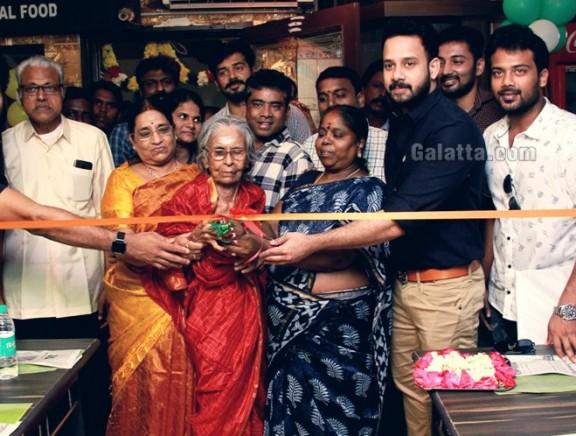 Grand Opening of  New Pattukottai Kamatchi Mess at OMR