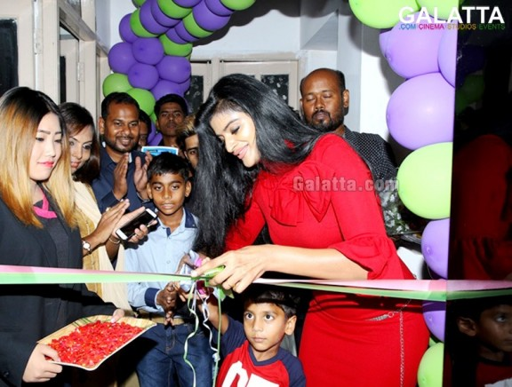 Green Trends Salon open its 414thsalon in Adambakkam