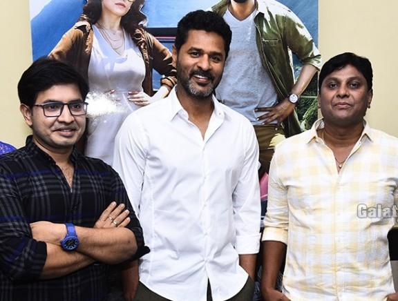 Gulaebaghavali Premiere Show at Sathyam Cinemas