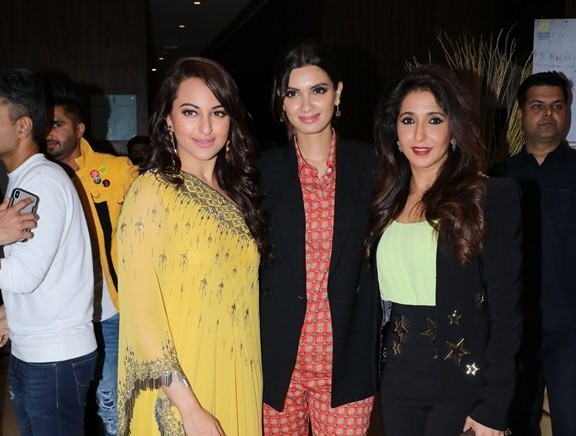 Happy Phirr Bhag Jayegi Trailer Launch