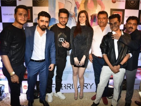 Hollywood Wale Nakhre Song Launch