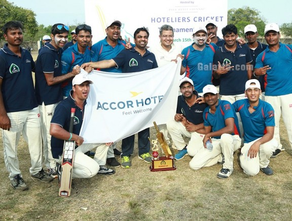 Hoteliers Cricket Tournament 2018