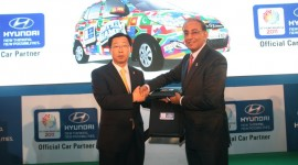 Hyundai Official Car Partner of the ICC Cricket World Cup 2011