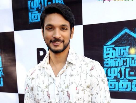 Iruttu Arayil Murattu Kuthu 2nd Single Launch Press Meet