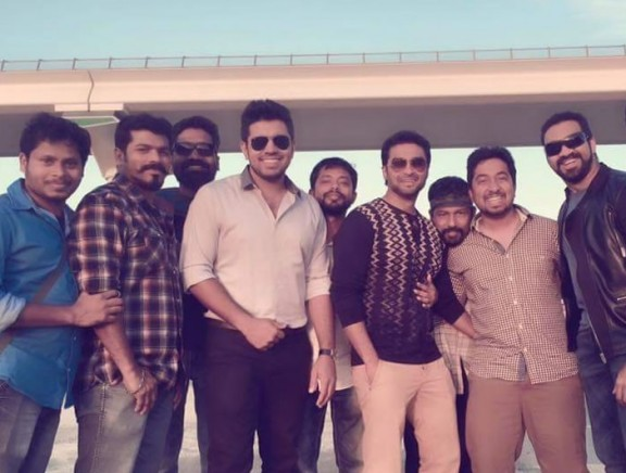 Jacobinte Swargarajyam On Location