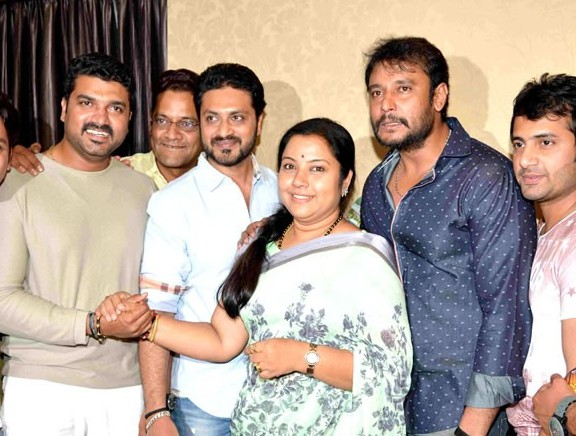 Jaggu Dada Movie Audio Launch