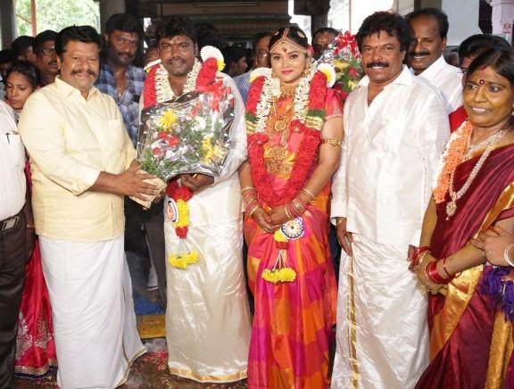 Jaguar Thangam Son Vijaya Jaguar's Wedding