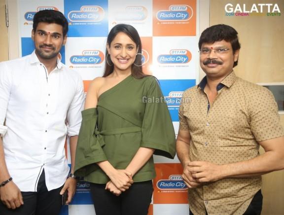 Jaya Janaki Nayaka team at radio city